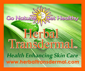 Herbal Transdermal: Health Enhancing Skin Care