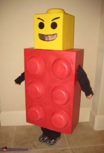2Homemade halloween costume