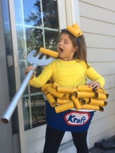 5 Halloween costume DIY