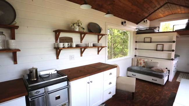 Tiny House Plans Free