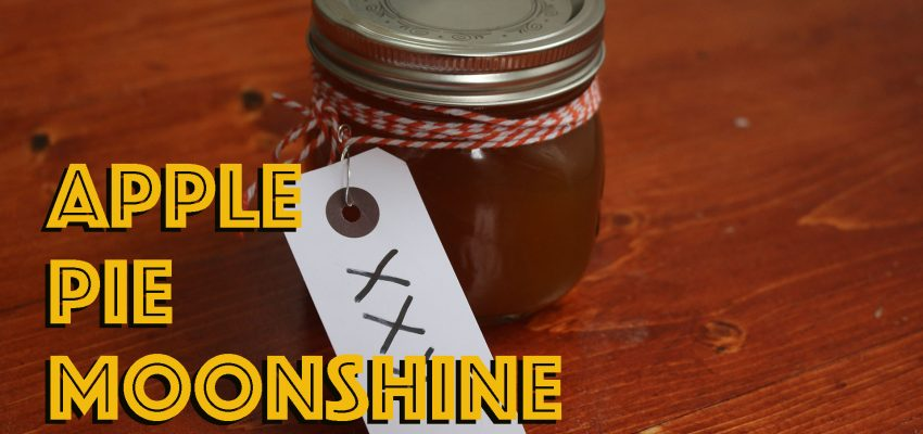 Apple pie mooonshine