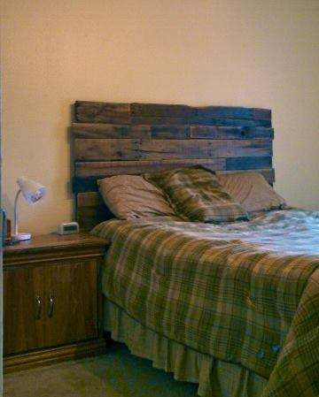 Green Living: Built by Boots Headboard