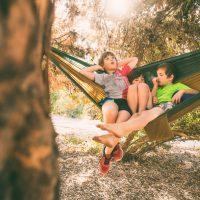 camping benefits