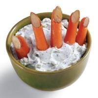 Carrot fingers