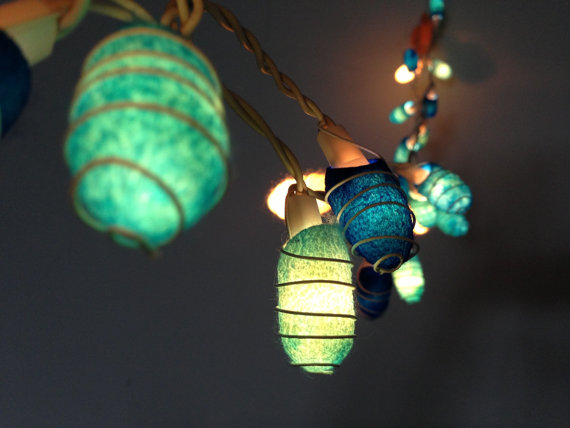 Crawfish String Party Lights : 5 Must-Have Green Buys for a Beautiful Home