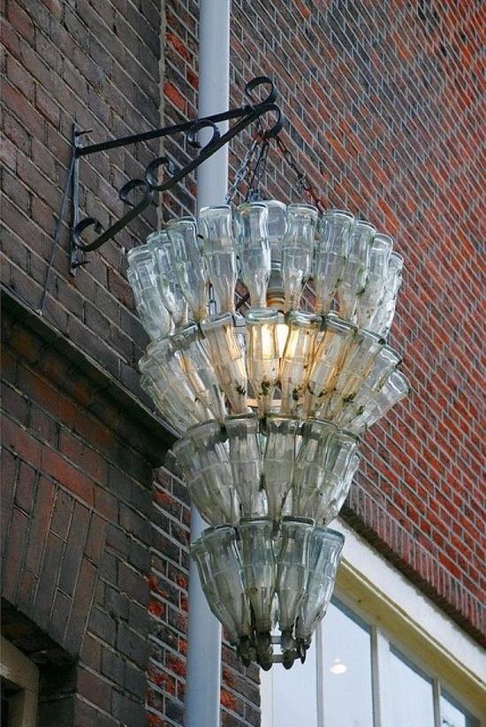Coke bottle chandelier aloadofball Images