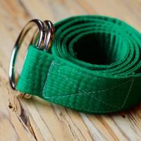Upcycled Karate Belt