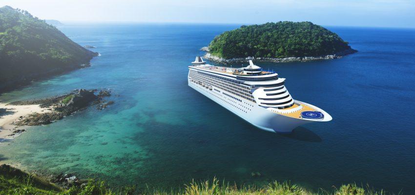 cruise ship polluting