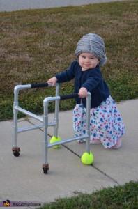 DIY Baby Granny