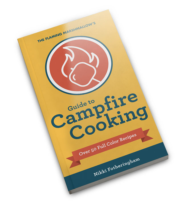 The Flaming Marshmallow Campfire Cookbook