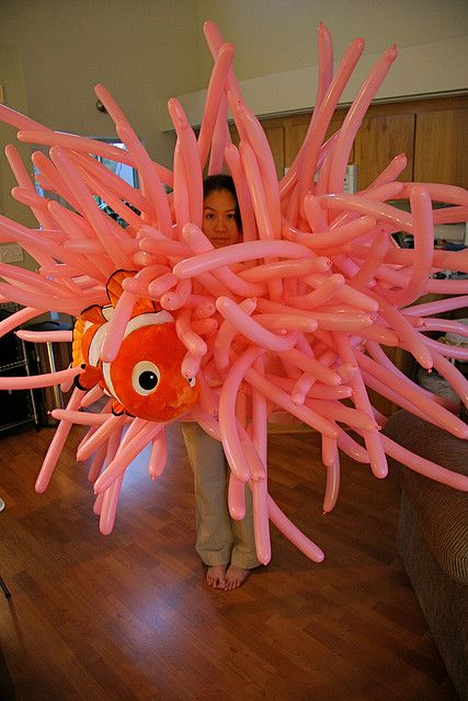 sc 1 st  Green Moxie & Finding Nemo DIY Halloween costume