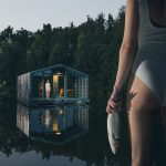 Floating tiny house 3