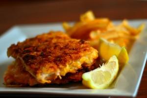 campfire fish recipe