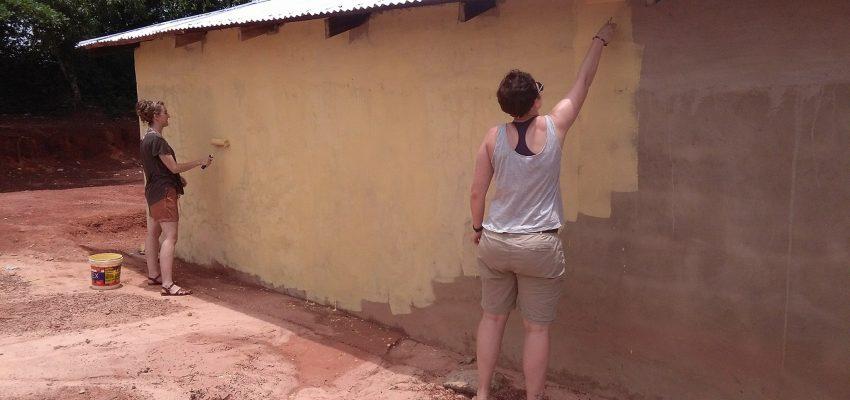 Ghana Painting School