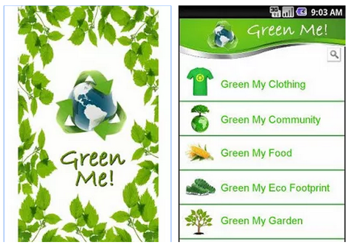 6 Awesome Apps that Make Green Living Easy