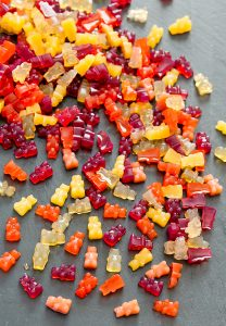 vegan gummy bear recipe