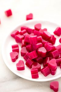 DIY gummy bear candy recipe