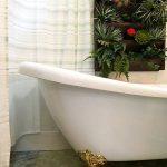 Luxury tiny house bath