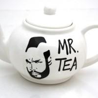 DIY Mr. Tea Teapot instructions