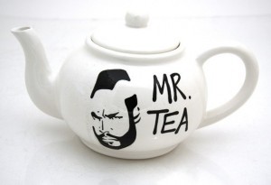 DIY Mr. Tea Teapot instructions