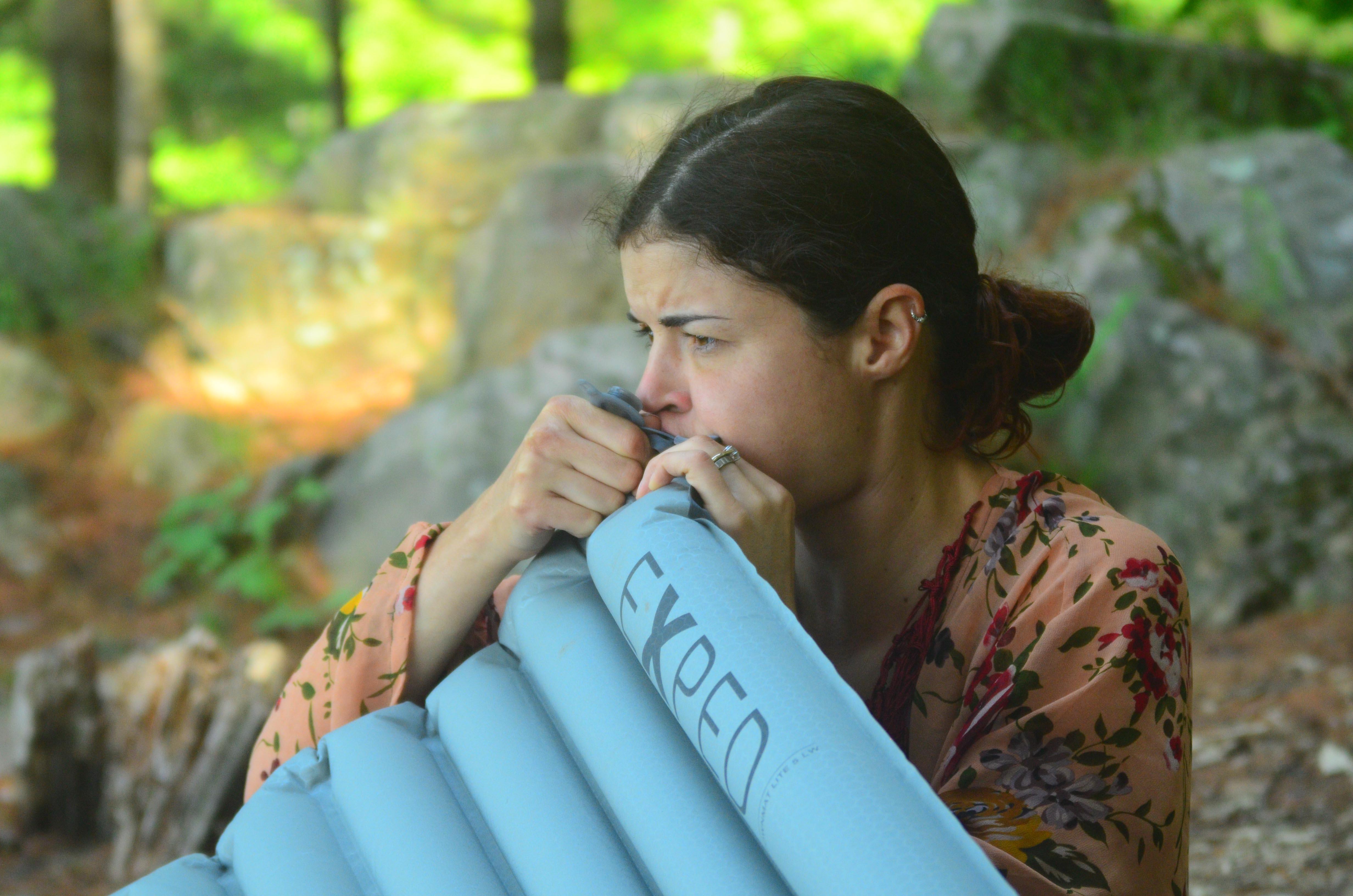 Greengearapalooza Camping Gear Review Sleeping Arrangements