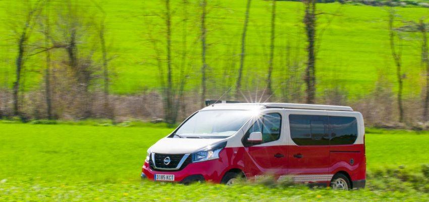 Nissan Camper 2