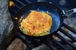 camping pancakes recipe