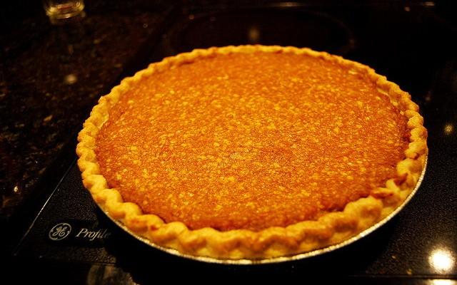 low-fat pumpkin pie