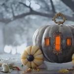 green ideas pumpkin carriage