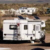 Solar RV panels