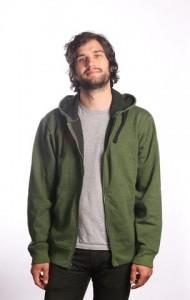Recover brand mens hoodie