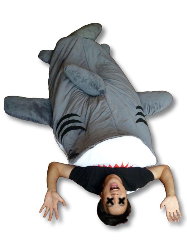 Shark Sleeping Bag shark week sleeping bag