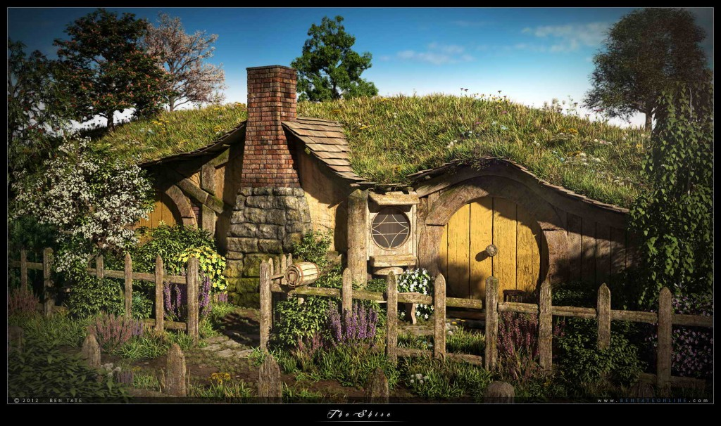 Bermed homes not just for hobbits anymore Earth bermed homes