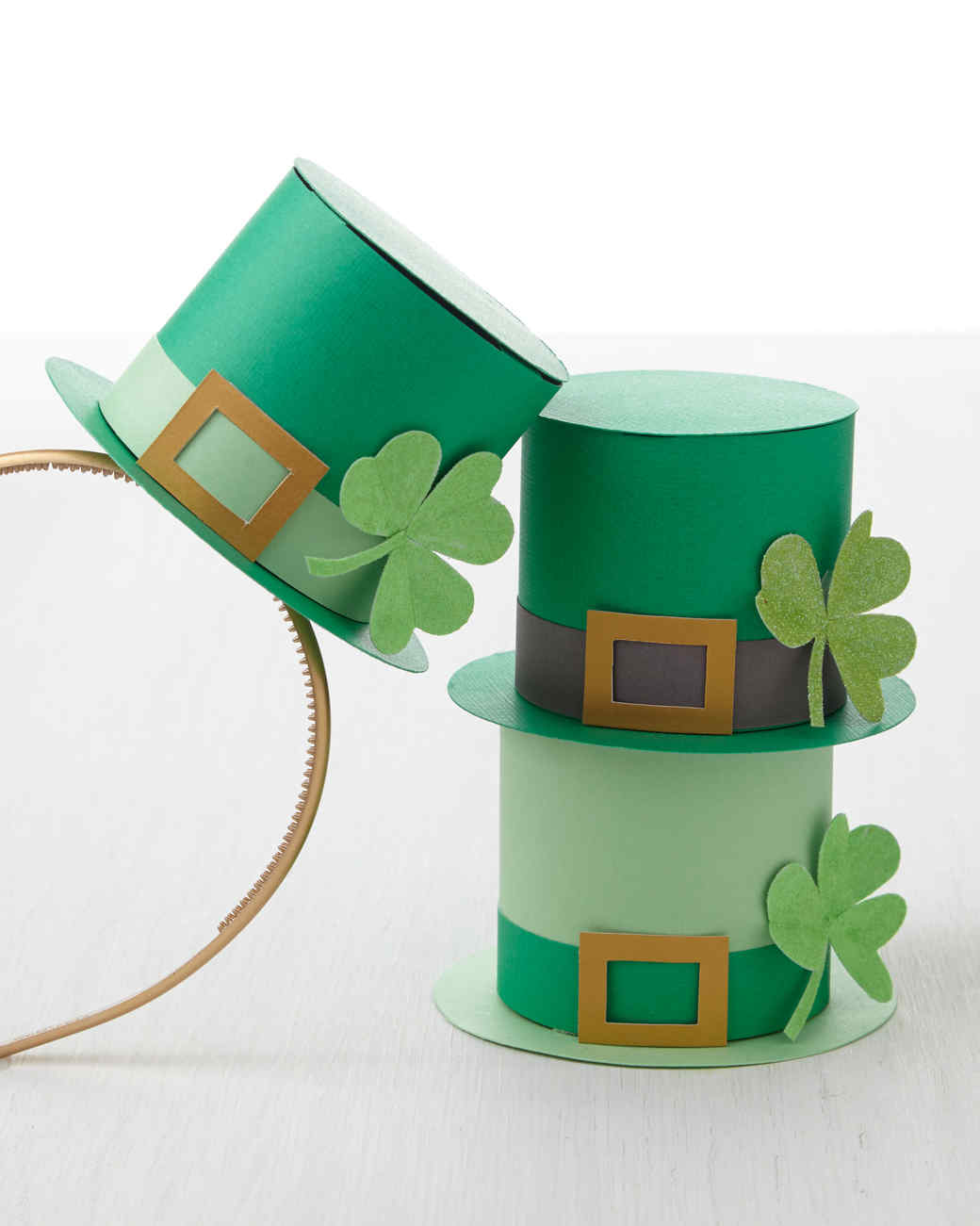 st. patricks day hat DIY