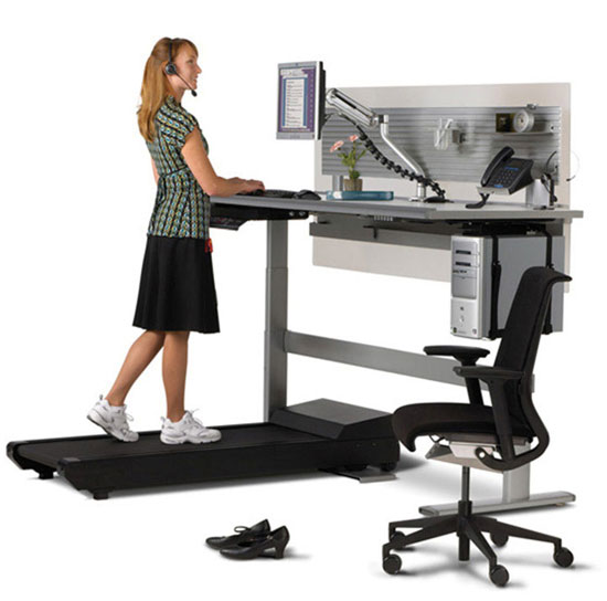 Green Living Standing Desk Dvice