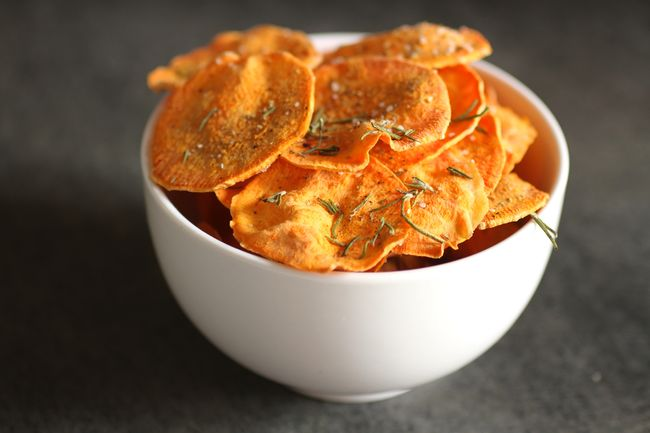 Sweet Potato chip recipe