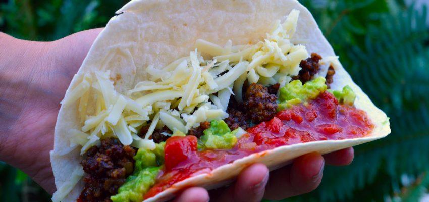 camping taco recipe