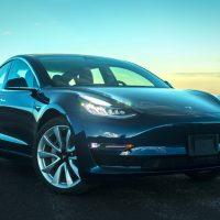 Kimball Musk Tesla Model 3