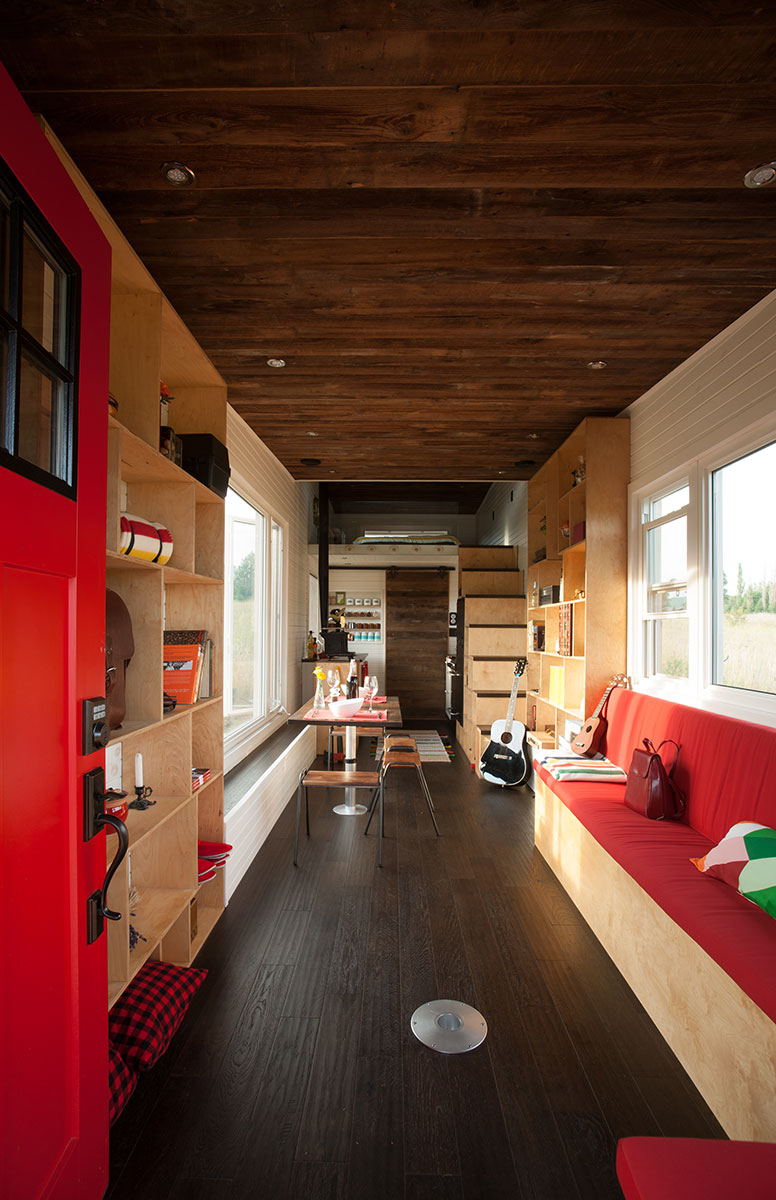 Tiny house tips