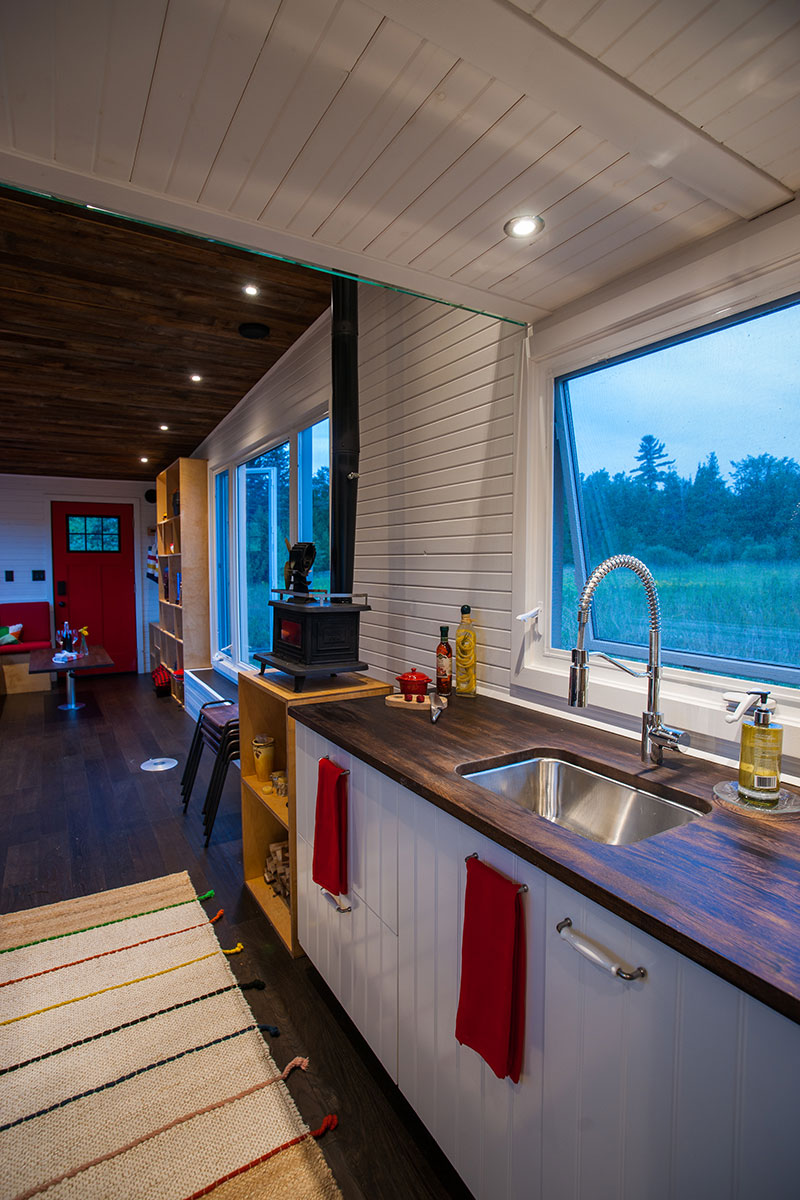 The Greenmoxie Tiny House Project Greenmoxie