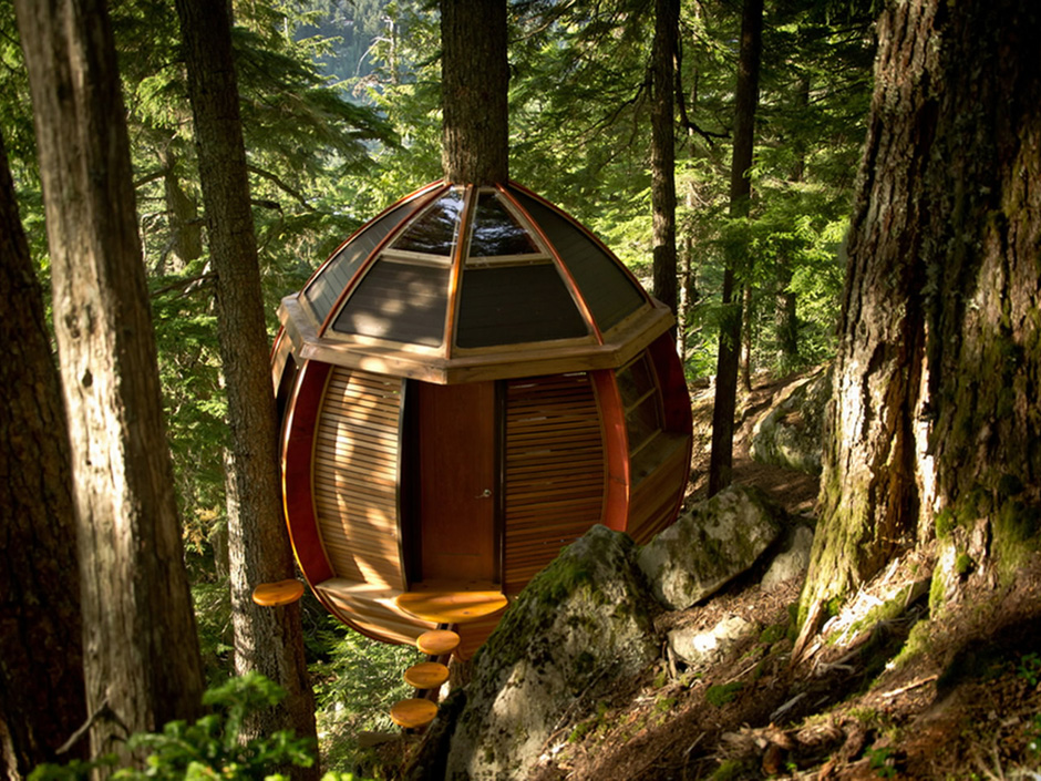 The world 39 s best tree houses - The best small houses in the world ...
