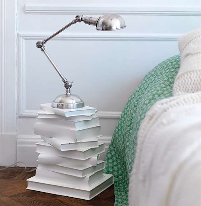 Upcycled night stand