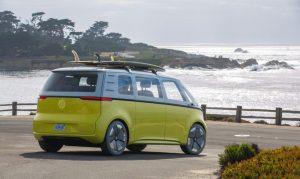 VW combi I.D Buzz