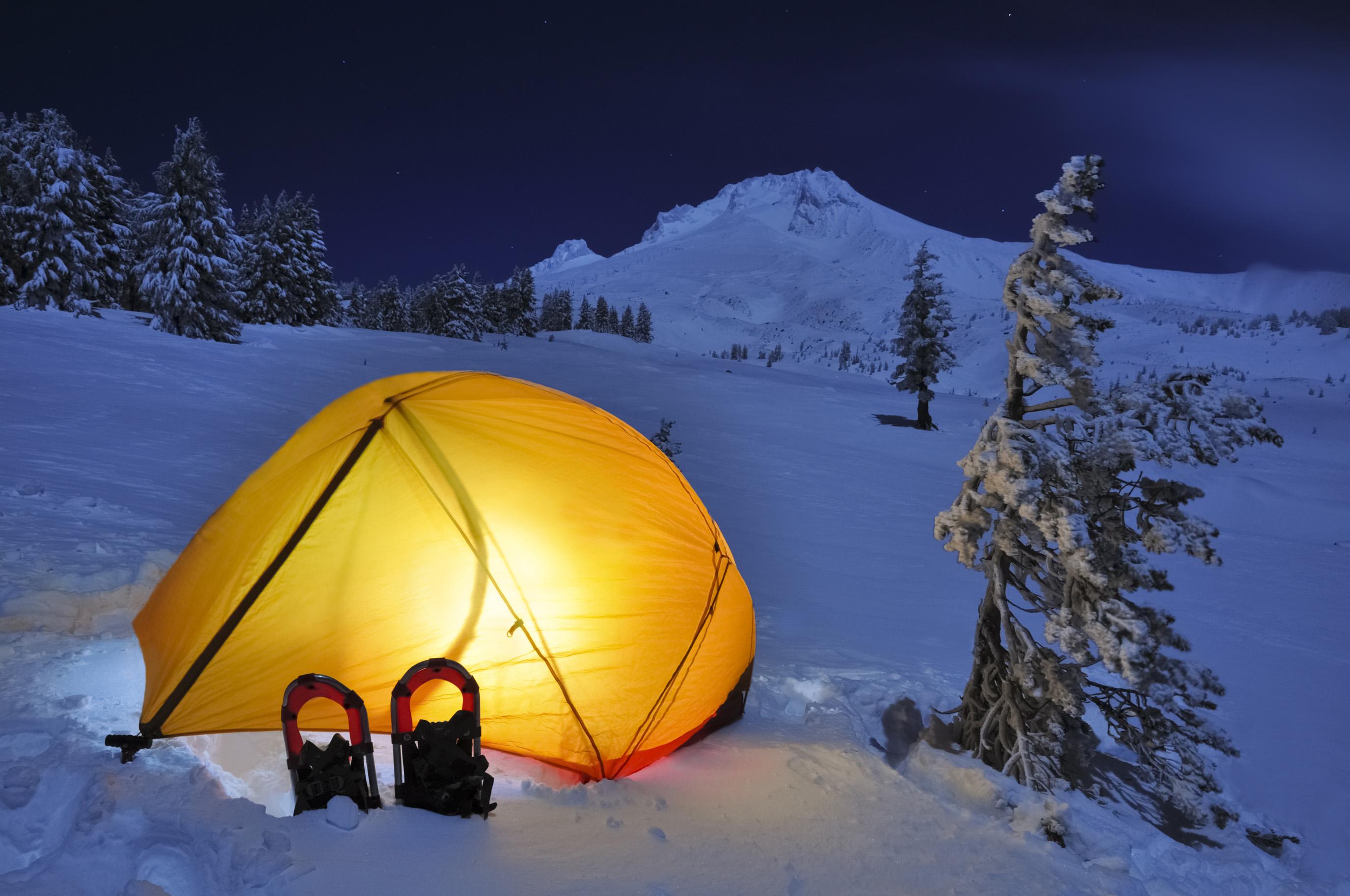 Brilliant Winter Camping Hacks