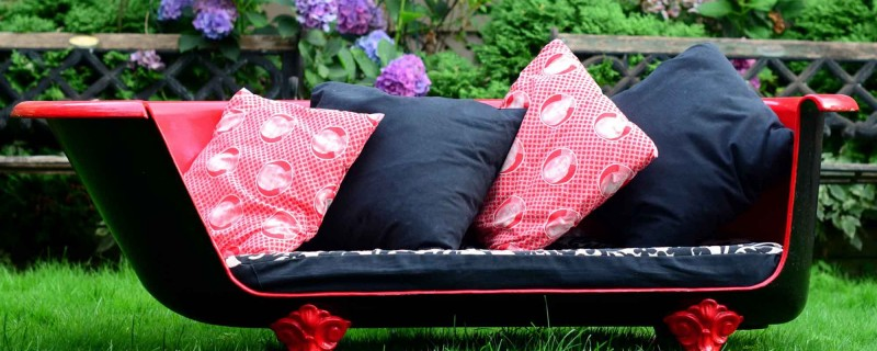 How To Make An Upcycled Vintage Cast Iron Claw Foot Bathtub Sofa