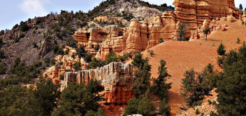Utah camping trips