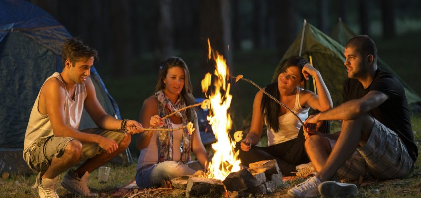 Camping recipes bannock