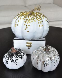 Thanksgiving pumpkin decorations