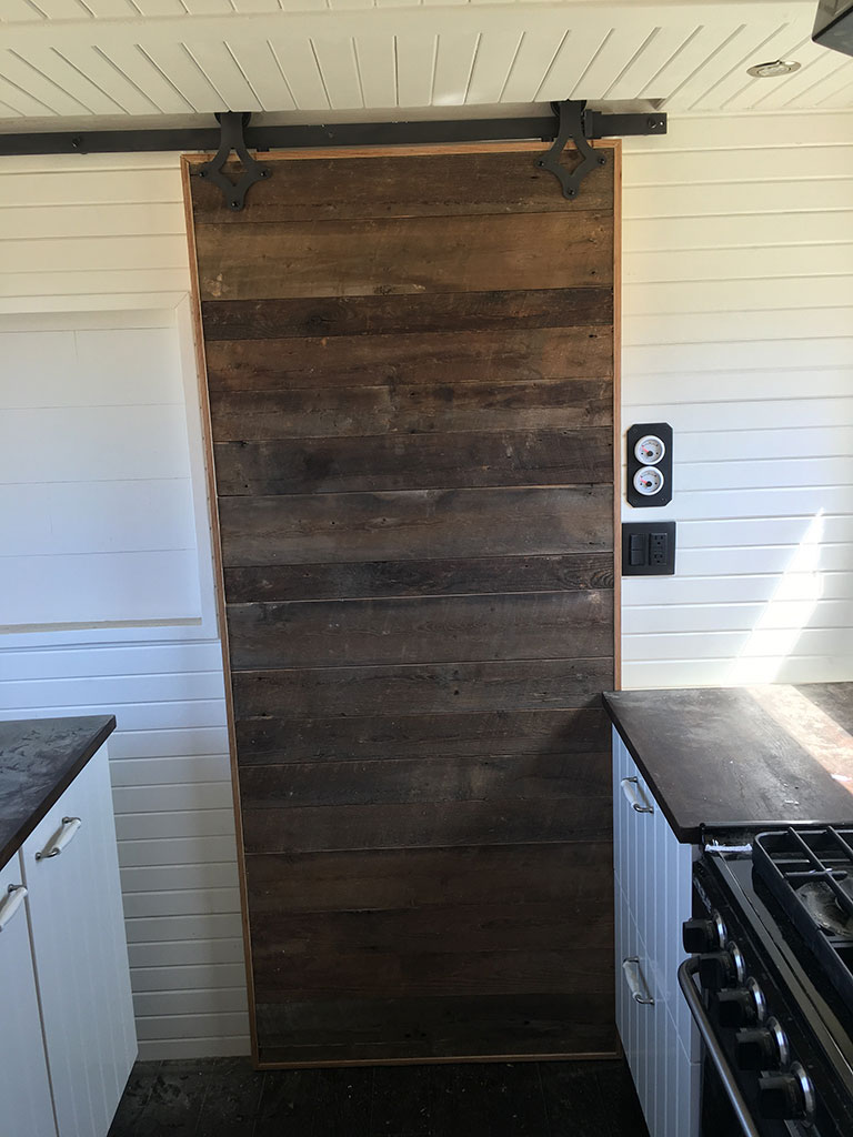 Gm Tiny House Bathroom Door