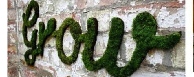 green living: Mother's day graffiti
